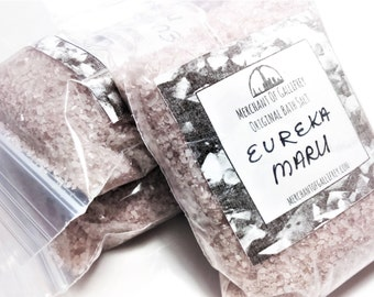 Eureka Maru ~ Merchant Of Gallifrey original bath salt