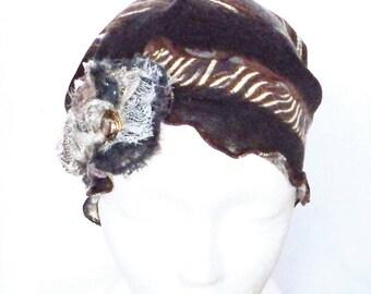 Women chemo headwear, chemo hat,chemo beanie,chemo bonnet,chemo headcover,tam,bald,cancer hat,chemo head wrap,hair loss,beret ,haircover
