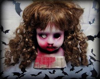 Head # 1 Zombie