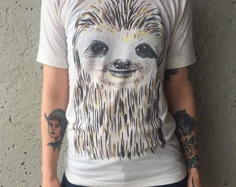 Sloth shirt, sloth gifts, sloth t-shirt, sloth gift women, sloth gift men, sloth t-shirt women, unique gift, funny sloth shirt, sloth lover