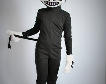 Bendy and the machine costume