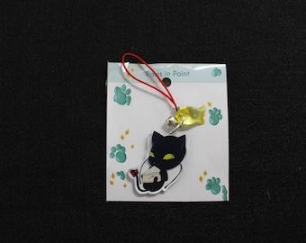 Plagg acrylic charms - Miraculous Ladybug