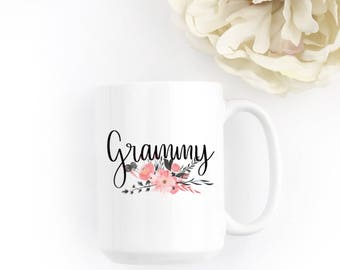 Grammy Mug | Worlds Best Grammy | Gifts for Grammy | Grammy Coffee Mug | Grandmother Gift | Coffee Mug | Nana Mug | Best Grammy Ever | Gram