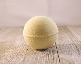 Mango Sorbet Bath Bomb, Mother's Day, Birthday Gift, Mom Gift, Bridesmaid Gift, Spa Gift for Her, Bath Fizzie, Tropical
