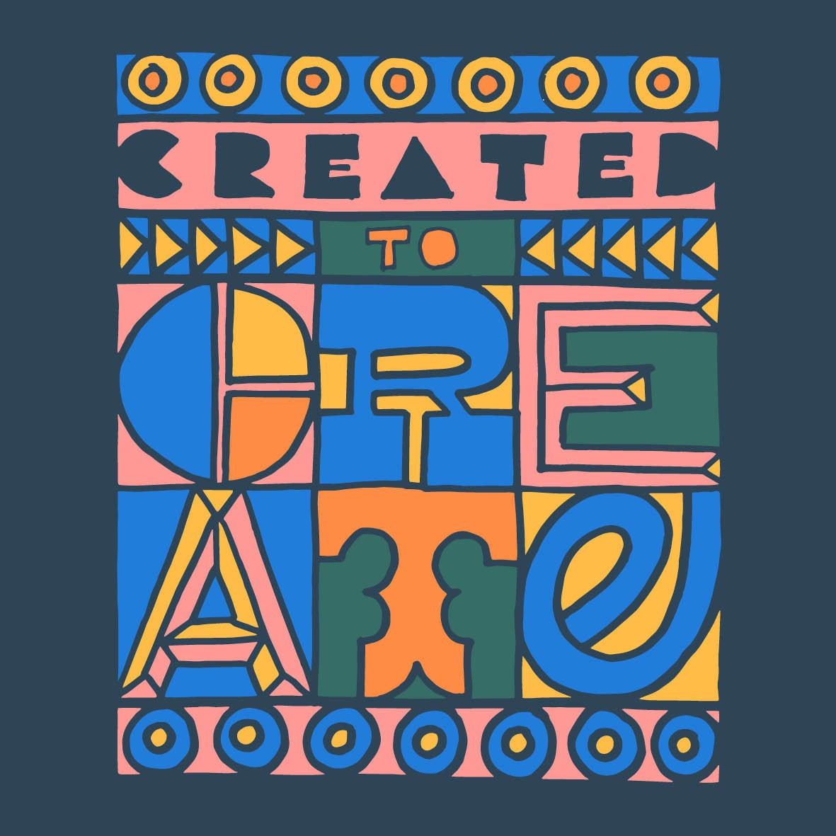 365 days of type create