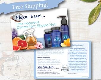 Plexus Ease Sample Postcard - Free Shipping