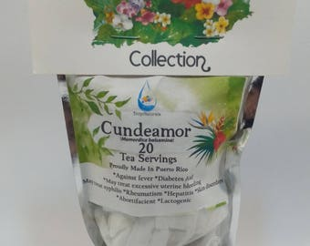 Cundeamor Tea (Momordica balsamina) 20 Servings