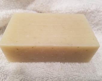 MINT Essential Oils SOAP -  All Natural Cold Process Bar Soap