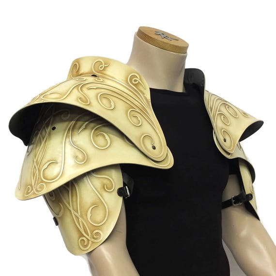 Larp Armor Citadel Shoulders