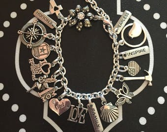 What's Your Story Charm Bracelet