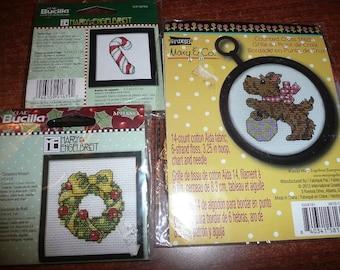 Mary Engelbreit Cross Stitch Kits