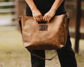 Bourbon Handheld/Shoulder Bag