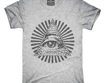 All Seeing Eye T-Shirt, Hoodie, Tank Top, Gifts