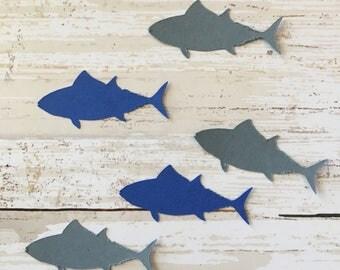 Tuna Fish Confetti