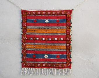 small rug morrocan berber area3X3