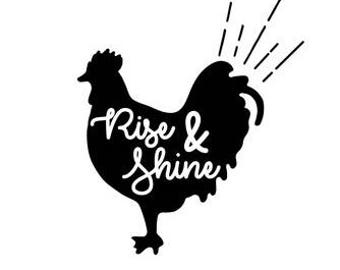 Rise and Shine T Shirt