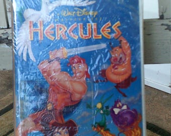 Walt Disney's Hercules (VHS) Masterpiece Collection  sealed