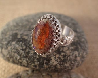 Special  order  Mexican Fire Opal for SS