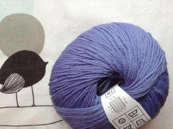 Forget-me-not - Fonty MERINO BB
