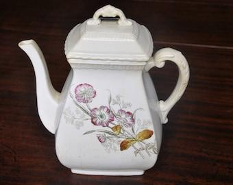 Bridgwood and Son Porcelaine Opaque Teapot