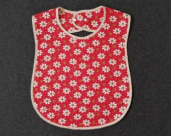 Adult bib, Clothing protector, Special need bib, Absorbent bib, Birthday present, Christmas present