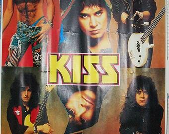 Kiss Crazy Nights Original Poster