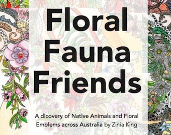 Floral Fauna Friends