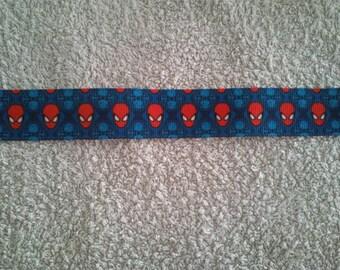 Spiderman (1.20 cm) 22 mm Ribbon