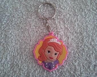 Keychain or handbag Sofia