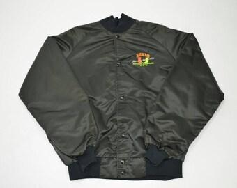 1989 University of Miami Hurricanes Championship Satin jacket