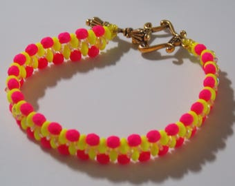 very charming bracelet discreet color summer