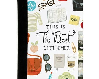 iPad Case - Best Life Ever, JW Baptism Gift, Ministry Supplies, Jehovah's Witnesses, Pioneer School Gift, JW Gift, Testigos De Jehova