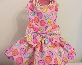 Little Sweetie Dog Dress