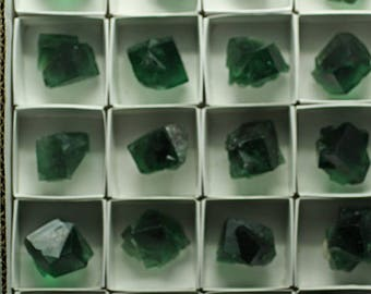 ONE Fluorite Specimen, Rogerley Mine - Minerals for Sale