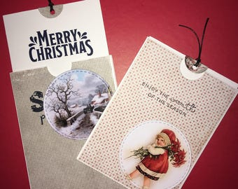 Beautiful original Christmas cards