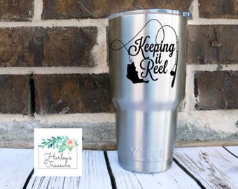Custom Vinyl Sticker Etsy - Custom custom vinyl decals for cups