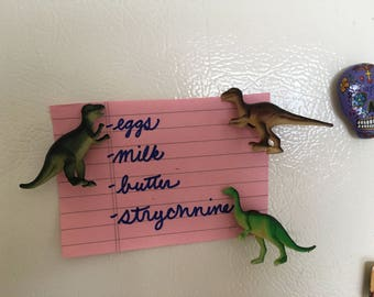Dinosaur Magnets, Collection 4