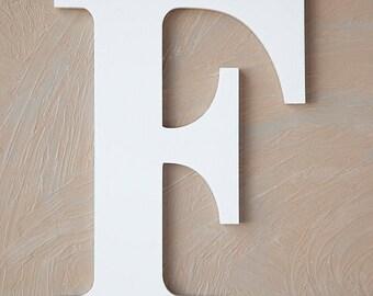 Nursery Decor - Nursery Letters - Rustic Wall Letters - Rustic Wood Letters - Wood Letter - Guestbook - Distressed Letters - Farmhouse Decor