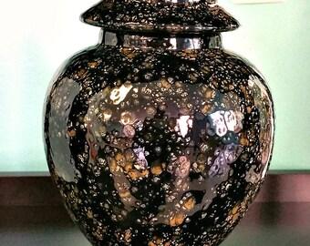 Small Ceramic Urn