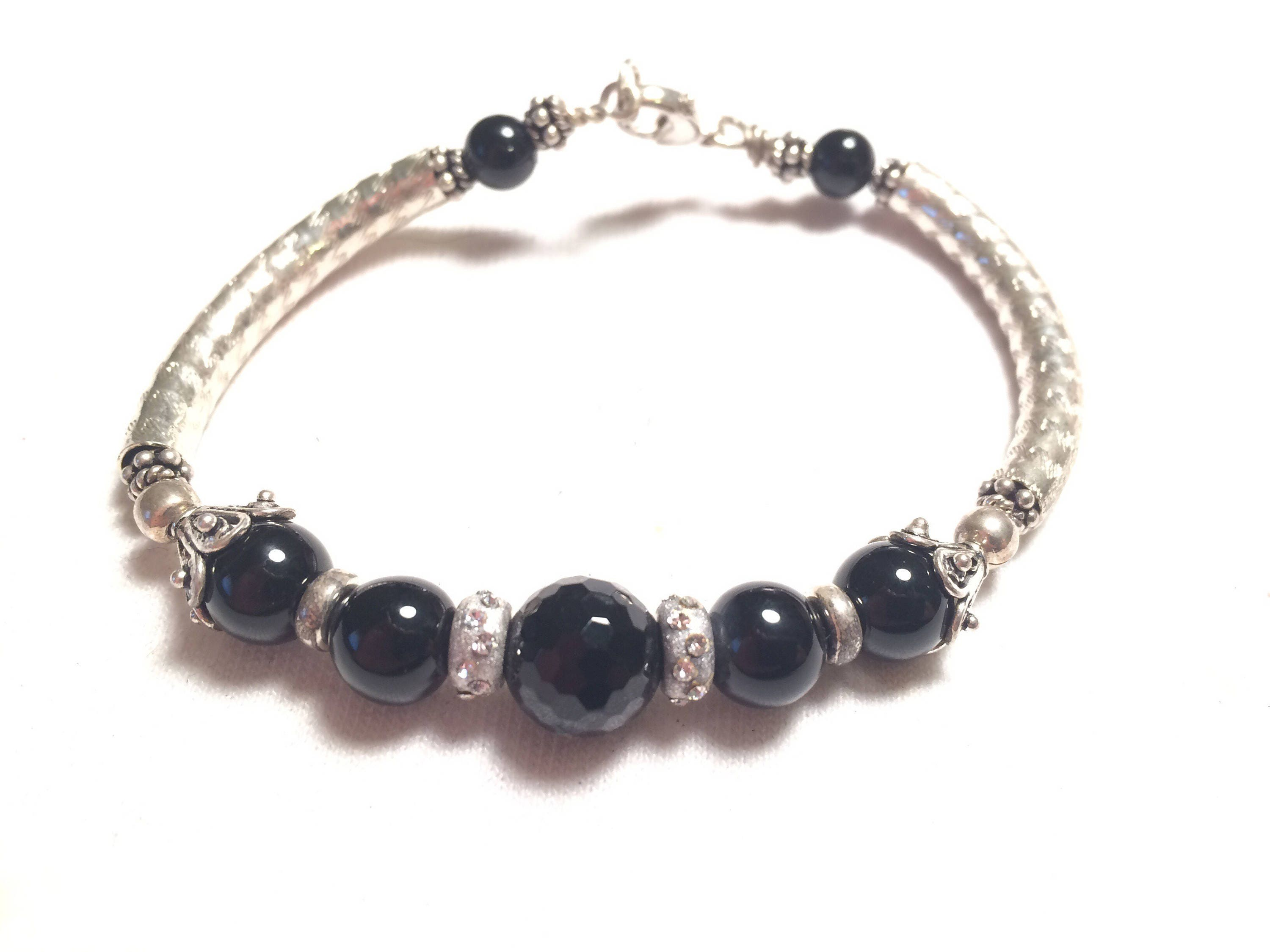 and bracelet gunmetal the silver donated from img gem designer products