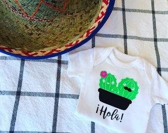 Cactus Bodysuit or Tshirt