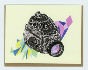 Camera - Mamiya 120mm