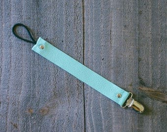 Benefitter Baby Pacifier Clip Teal