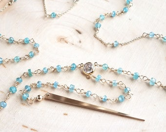 Apatite Spike Rosary