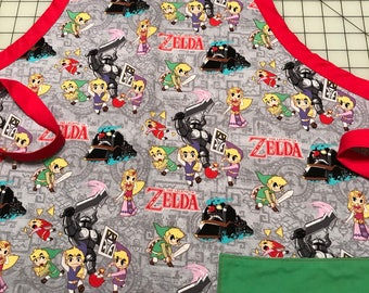 The Legend of Zelda (g/r) Apron