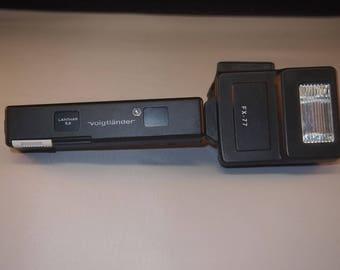 Voightlander Spy Camera with Flash