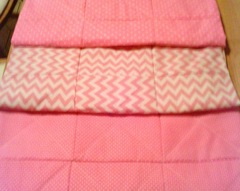 4 pretty pink cushion covers