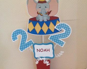 Dumbo Party Centerpiece Decoration