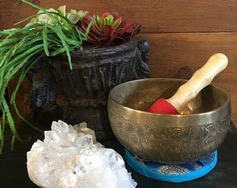 Singing Bowl,  Meditation Bowl, Yoga, Music, Chakra cleansing, Tibetan Singing Bowls