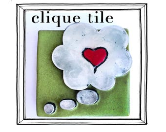Clique Tile - Thinking of Love